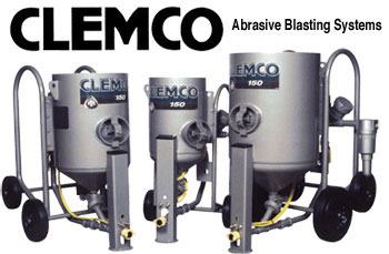 Clemco Abrasive Blasting Systems