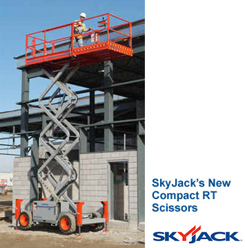 SkyJack Compact RT Scissors
